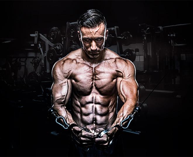 Креатин за покачване на мускулна маса